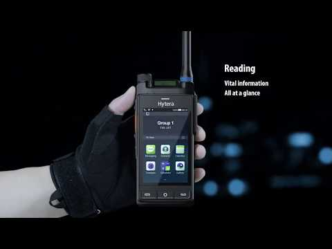 Hytera Multi-mode Advanced Radio Voice Is still Critical Enriched With Broadband Data