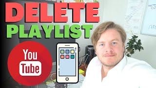 How To Delete Playlist On YouTube On Phone