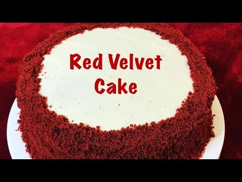 Homemade Red Velvet Cake Recipe From Scratch