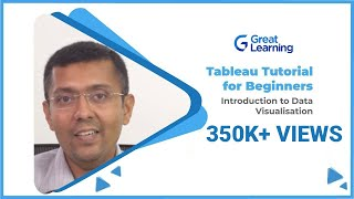 Tableau Tutorial for Beginners | Data Visualisation Tableau Training Introduction | Great Learning