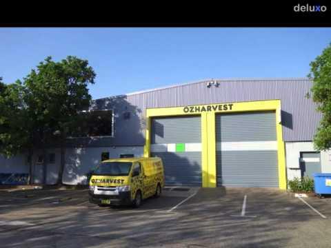 AU466 Alexandria Industrial Estate by Deluxo Pty Ltd
