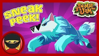 Direwolves Arriving in Animal Jam! | Animal Jam - Sneak Peek