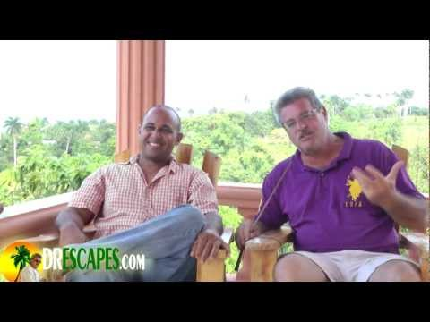 Cabrera Local Farmer Shares Why He Loves Cabrera And Why Expats May Want to Retire to the Area