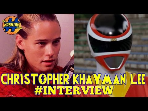 Christopher Khayman Lee Andros, Power Rangers in Space