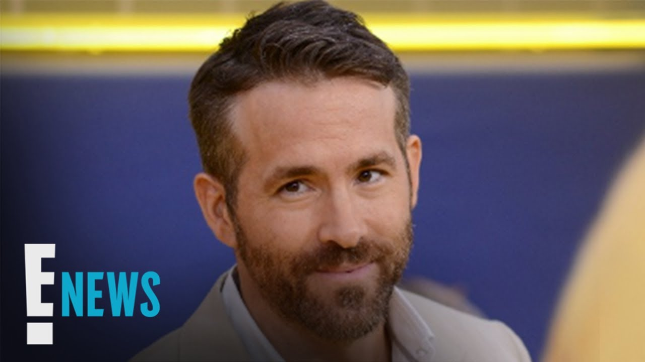 Why Ryan Reynolds Is Ultimate Dad Goals! News
