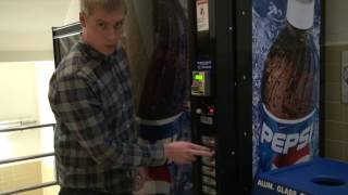 How to Hack Vending Machines