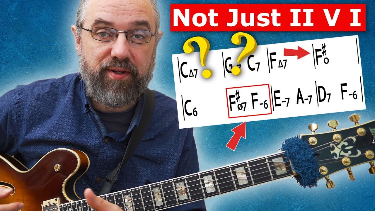 The 10 Types Of Difficult Chords In A Jazz Standard