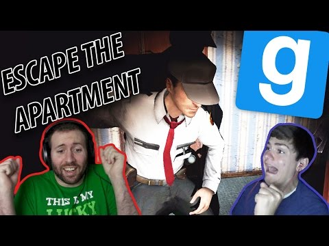 I THINK IT'S TIME TO MOVE...   GMod Horror Maps: Escape the Apartment