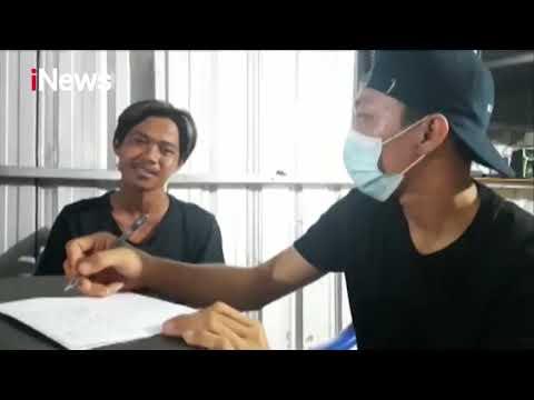 Aniaya Istri Dengan Gunting, Pria Pengangguran Diringkus Polisi - Realita 23/02