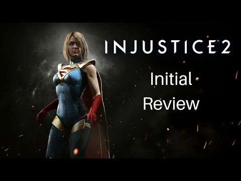 Injustice 2 (mobile): Initial Review