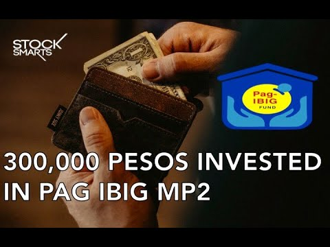 what-if-you-invested-300,000-pesos-in-pag-ibig-mp2