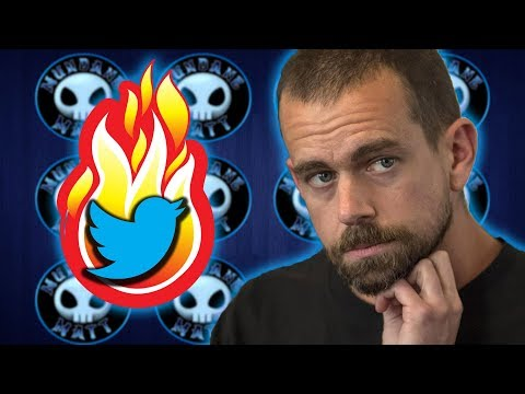 Twitter CEO wants to ban more people guilty of wrongthink