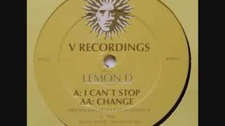 Lemon D - I Can
