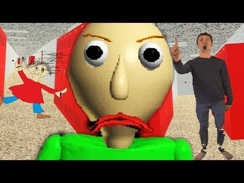 THE SCARIEST SCHOOL YOU'LL EVER GO TO! | Baldi's Basics in Education and Learning