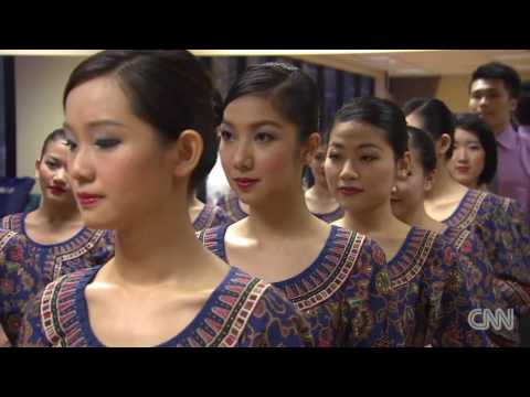 Becoming a 'Singapore Girl' from YouTube · Duration:  3 minutes 14 seconds