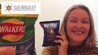 Kettle Chips vs. Walkers Crisps