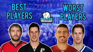 Best NHL Players vs Worst NHL Players! NHL 17