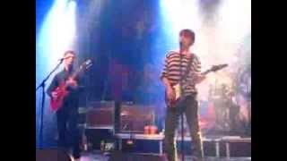 Babyshambles - Delivery (Lucerna music bar, Prague 9/12/2013)