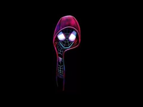 Человек паук через вселенные клип