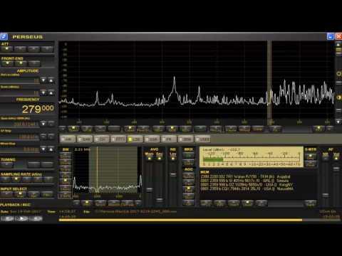 279 kHz Watan Radio Turkmenistan / Feb.19,2017 1500 UTC