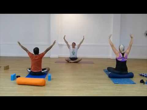 Salt Power Yoga Class 1