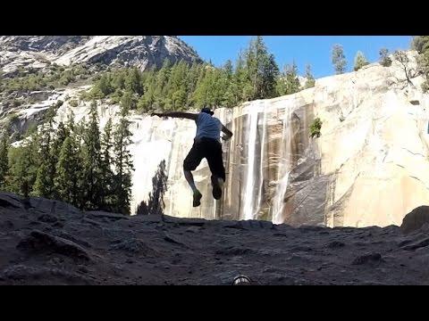 USA West Coast Road Trip 2015 GoPro