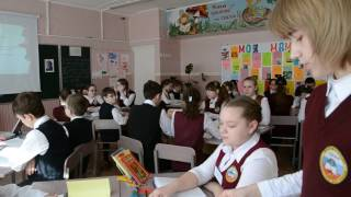 фрагмент урока литературы в 6 классе по рассказу