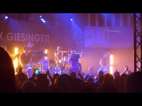 Max Giesinger Wenn Sie tanzt Garage Saarbrücken 22.09.2016 Live