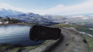 FORZA MOTORSPORT 4: CAR CRASH EXPLOSION