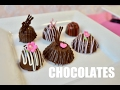 How To Make CHOCOLATES