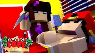 Minecraft LOVE ISLAND - SASHA TRIES TO ASSASSINATE ROPO!!