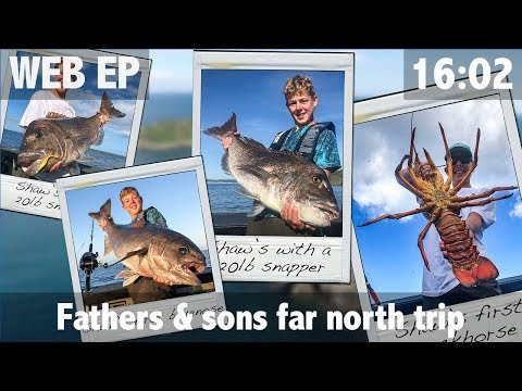 Fathers & Sons Far North Fishing Trip