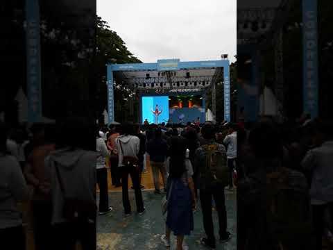 STARS AND RABBIT-The House  live COWORKFEST @taman menteng,Jakarta selatan