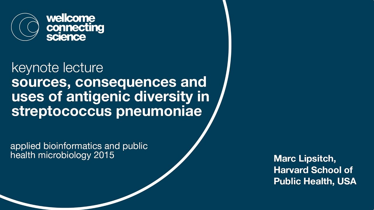 Applied Bioinformatics and Public Health Microbiology - Wellcome