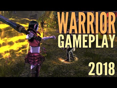 RIFT Warrior Gameplay 2018 – All F2P Souls