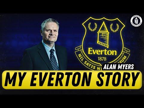 Alan Myers Special Part 2   Everton Interviews