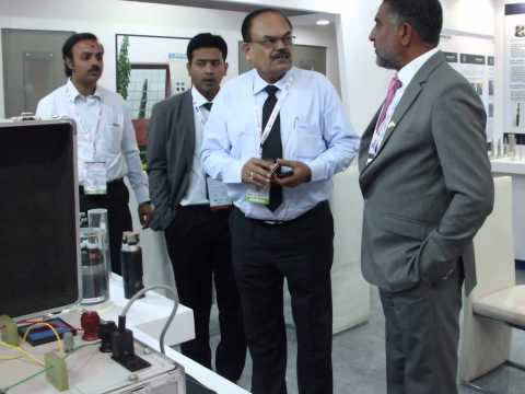Apar at the Elecrama Exhibition, Bangalore 2016