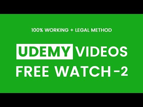 How To Get Udemy Any Premium/Paid Courses For Free (100% Working + Legal Method)