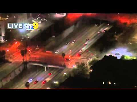 Grand Theft Auto - Suspect Steals Cop Car - GTA in Real Life