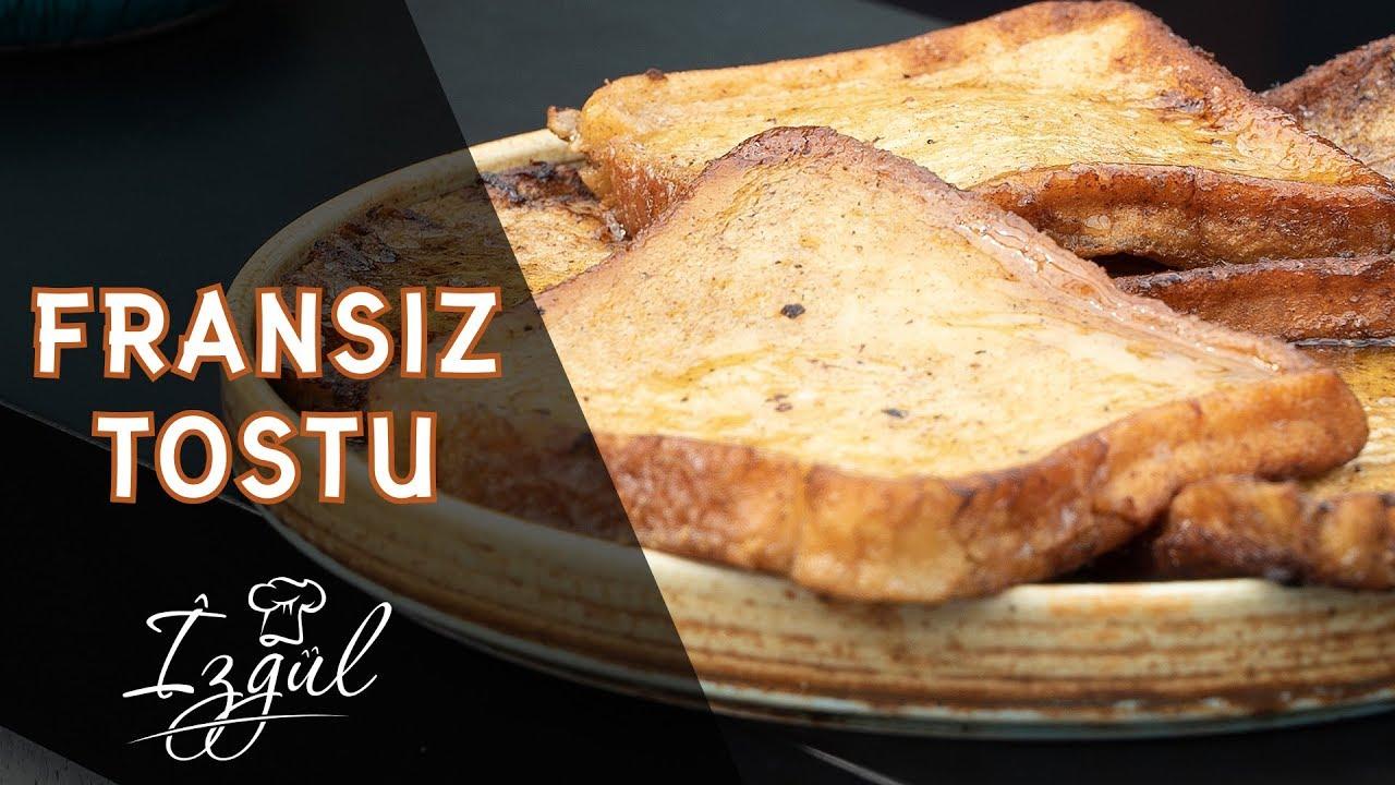 Fransız Tostu Nasıl Yapılır Videosu