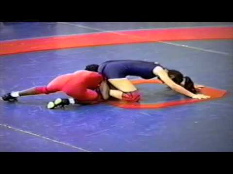 1994 Senior National Championships: ? kg Arlette Malcolm vs. Unknown