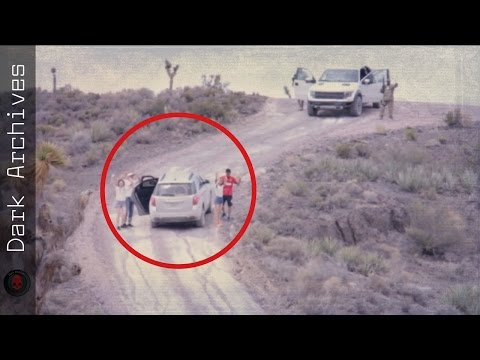 5 People who got too close to Area 51 (Caught on Video!)