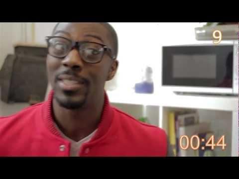 IACT TV  David Ajala  On the clock Behind the s!!!