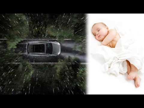 Regen auf Autodach - genial Regen weißes Rauschen