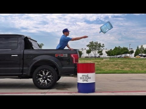 Thumbnail: Water Bottle Flip Edition | Dude Perfect