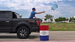 Water Bottle Flip Edition | Dude Perfect