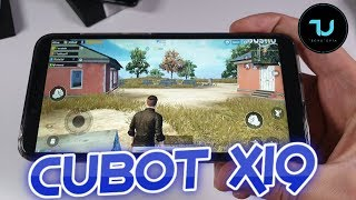 Cubot X19 Gaming test/ PUBG/Rules of Survival/Darkness Arises/Helio P23 Mali g72