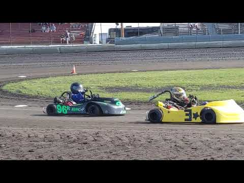 Aug 17 Junior 1 (2) - Arlington Raceway
