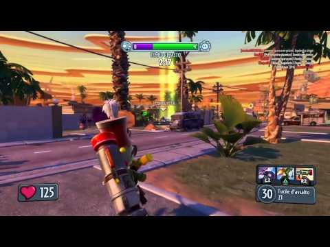 PvZ Garden Warfare - Triple Kill with ZPG