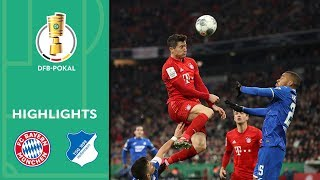 FC Bayern Munich vs. TSG Hoffenheim 4-3 | Highlights | DFB-Pokal 2019/20 | Round of 16